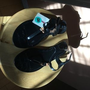 Jelly Logo sandals
